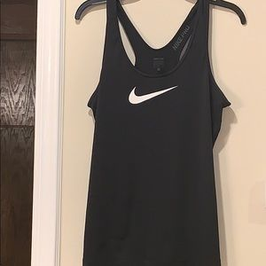 Nike pro dry fit tank for woman